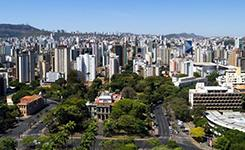 Sewer monitoring to track COVID-19 in developing countries: a case study in Brazil