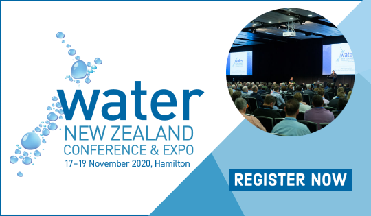 Water NZ conference & Expo